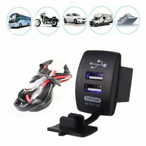 5V Motorcycle Charging For Phone GPS