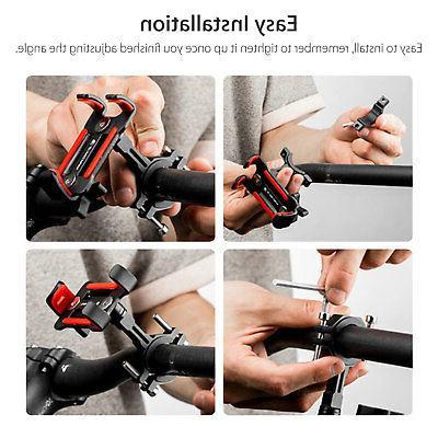 Aluminum Bike Holder Mount MTB Handlebar For