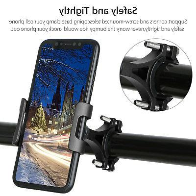 Aluminum Motorcycle Bicycle Holder Mount For
