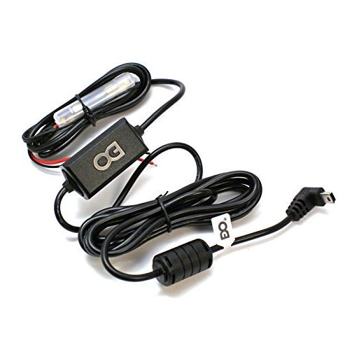 Direct Mini USB Hardwire Car Charger Kit for TomTom One 2nd