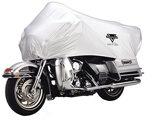 Nelson-Rigg UV-2000 Motorcycle Half Cover, All-Weather, 100%
