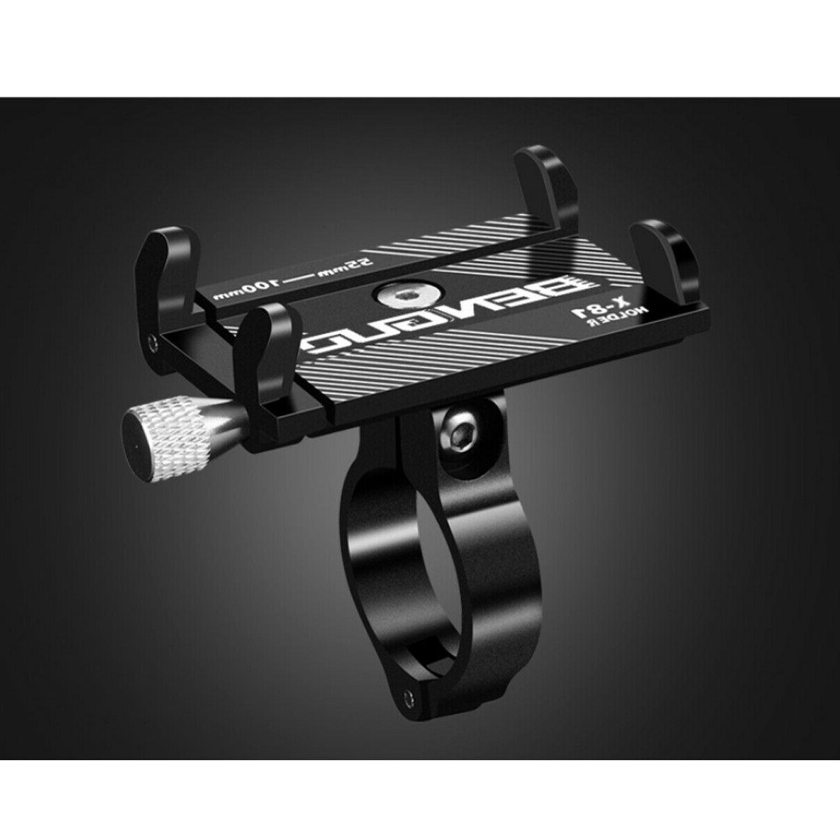 Aluminum Bicycle Motorcycle Handlebar Cell GPS Mount