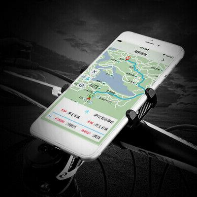 Aluminum Bicycle Holder Alloy Motorcycle Bike For Cell Phone GPS