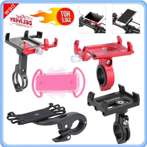 aluminum motorcycle bike bicycle handlebar mount holder