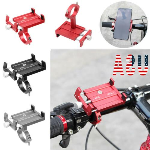 For Cell Phone GPS Aluminum Motorcycle Holder