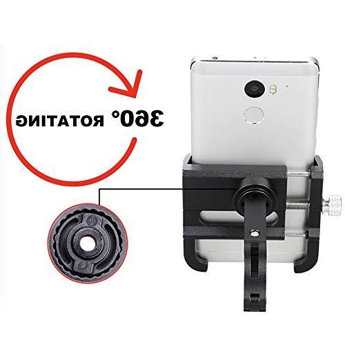 GUB Phone Bike 360° Rotation iPhone 7s 8 Plus, S7/S6/Note5/4