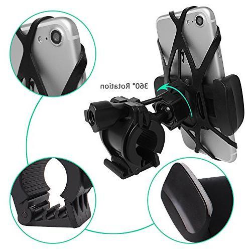 Bike PTUNA Mount Phone Phone Bike X/8/8s/7/7Plus/5s/6s/6 Plus/S7 Edge