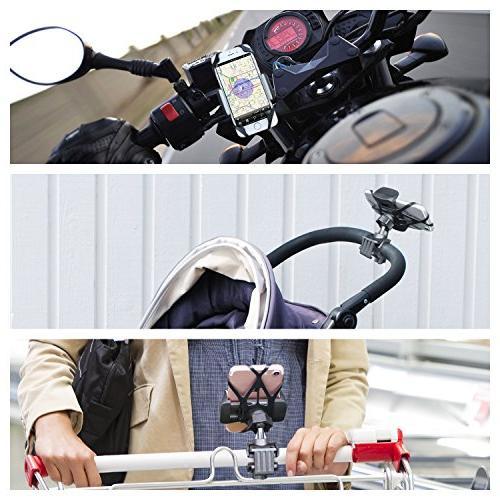 Bike Phone Adjustable Universal X/8/8s/7/7Plus/5s/6s/6 Plus,