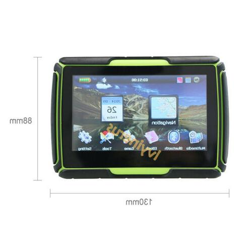 "Nav 4.3"" Touch Screen8GB"