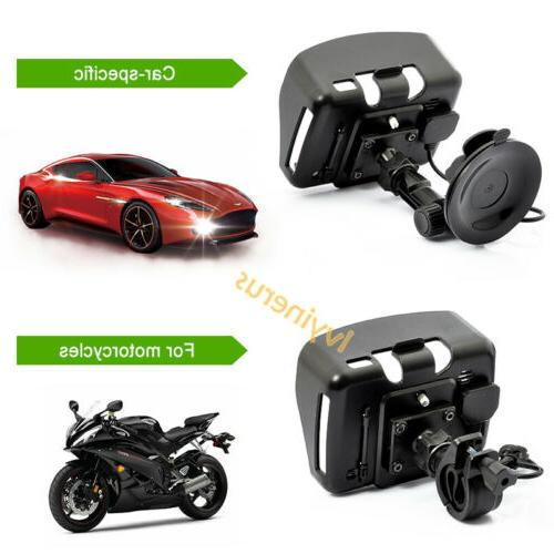 Bluetooth Navigation Nav Motorcycle GPS Touch Screen8GB