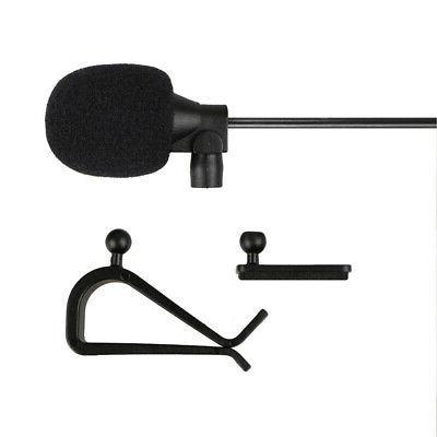 Car External Microphone 3.5mm For Player Navigation