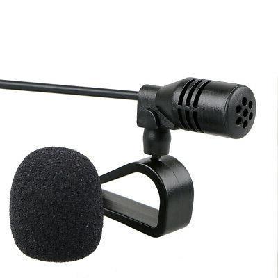 car external microphone mic 3 5mm