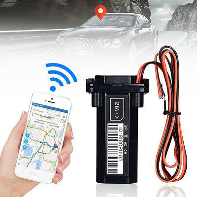 GPS Tracker Locator Real Time Tracking