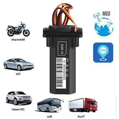 car vehicle motorcycle gsm gps tracker locator
