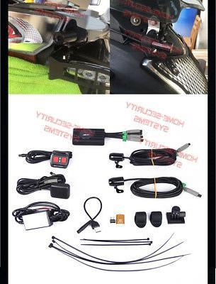 Motorbike Camera Dual GPS Twin Car