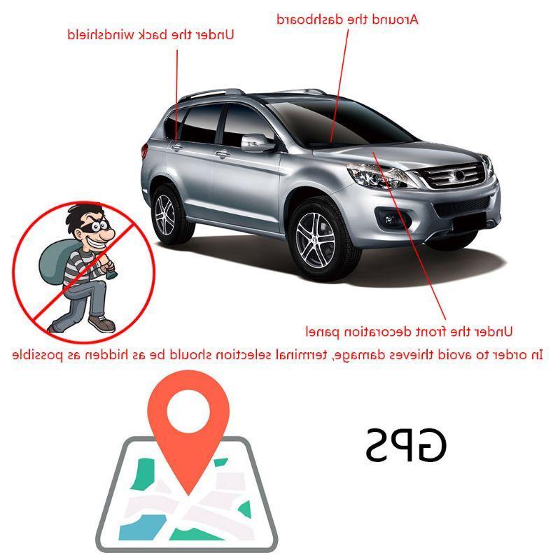 <font><b>Car</b></font> <font><b>Motorcycle</b></font> Tracker GT02D Google Maps Realtime Tracking Free APP