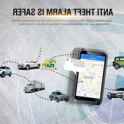 GPS Monthly Fee Car GPS Real Locator for Motorcycle, Android