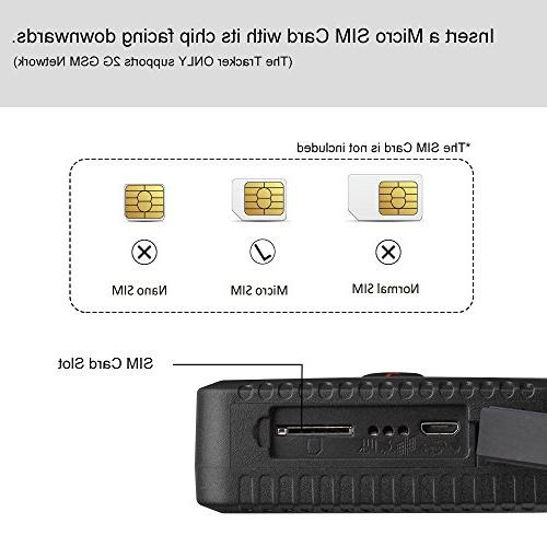 GPS Tracker 10000mAh Anti-Lost Waterproof Days Standby GSM/GPRS Time Tracking Device Locator for Trucks