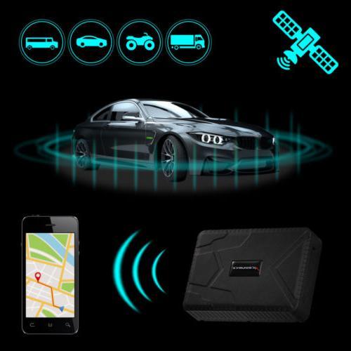 GPS Car w/ Powerful Magnet 120 Standby XC407