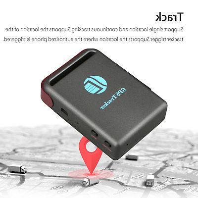 GPS Real Time Vehicle GSM GPRS Device Motorcycle