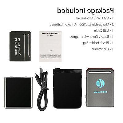 GPS Vehicle GSM GPRS Tracking Device