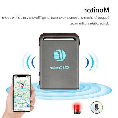 GPS Real Vehicle GPRS Tracking Device Motorcycle