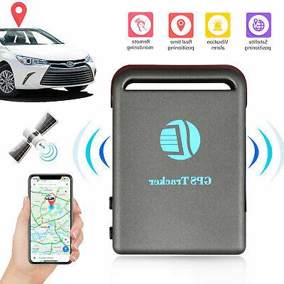 gps tracker real time vehicle gsm gprs