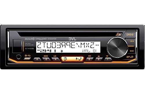 "JVC Receiver Kicker 6.5"" Speaker + Motorcycle + 200 Amplifier + Amp 98-13 Conroller +"