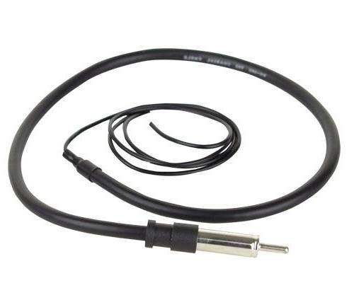 "JVC Receiver Kicker 6.5"" Speaker Motorcycle Speaker Adapters + 200 Watt Amplifier Amp Kit + Dash Trim 98-13 Conroller Enrock"