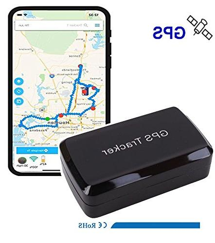 Gps Car Tracker >> Magnet Gps Car Tracker For Vehicles Cars Wireless Mini Real Time Gps Locator Tracking 30 Days Standby Time For Car Motorcycle Truck Kids Teens Old