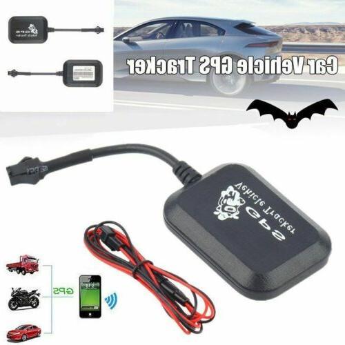 Mini Vehicle GSM GPRS Tracker Locator Network Monitor Device
