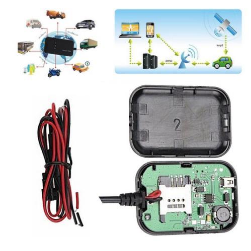 Mini Vehicle Motorcycle GSM GPRS Locator Monitor