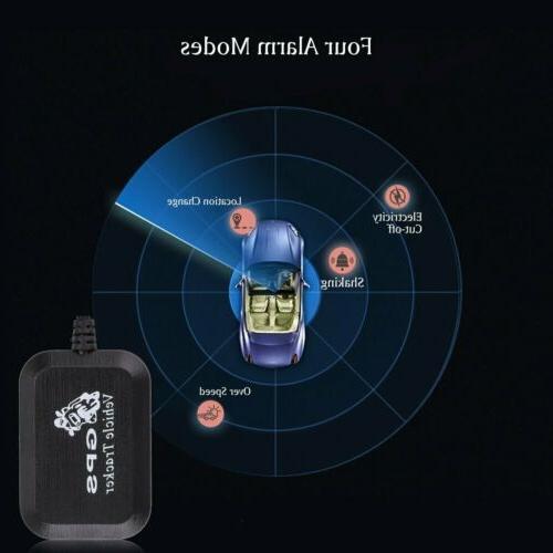 Mini Motorcycle GSM GPS Locator