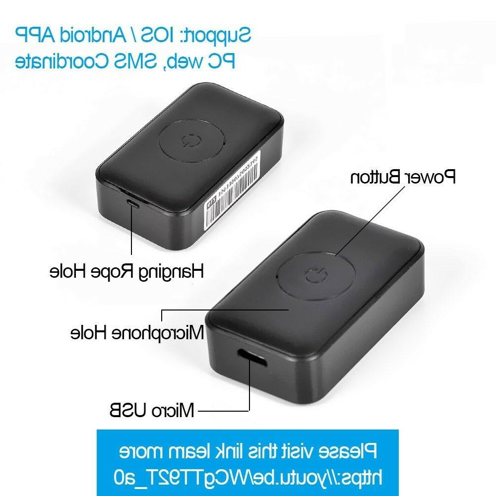 Mini GPS Trackers 7 GPS/WIFI/LBS
