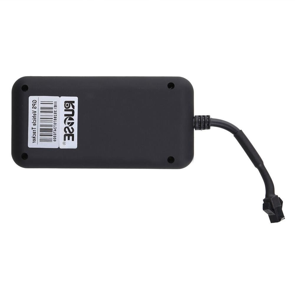 Rupse Motorcycle GSM Real GPS Tracker Tracking Device