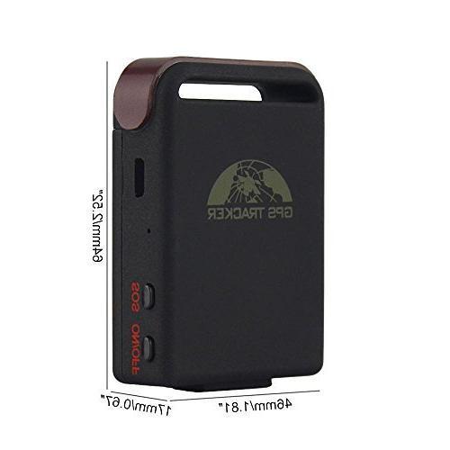 mini portable real time gps