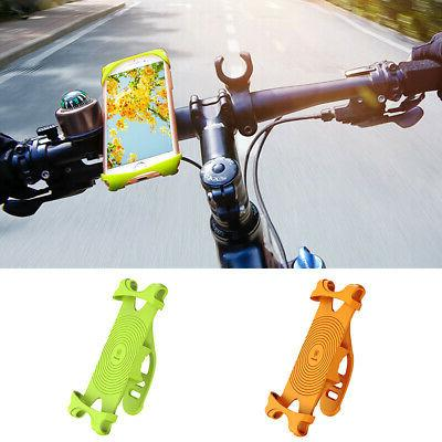 Miracle Universal Bicycle Motorcycle Mobile Phone Holder Veh