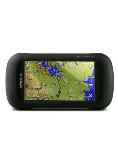 Garmin Montana 680t GLONASS Handheld mp 100K US Touchscreen