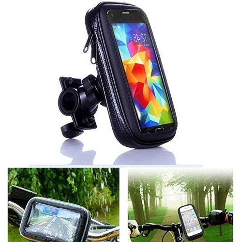motorcycle bicycle mobile cell phone