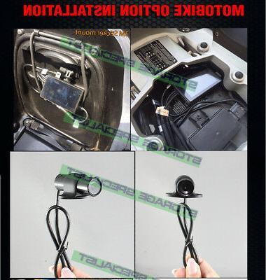 Dash GPS Waterproof Kit Truck Motorcycle K1S