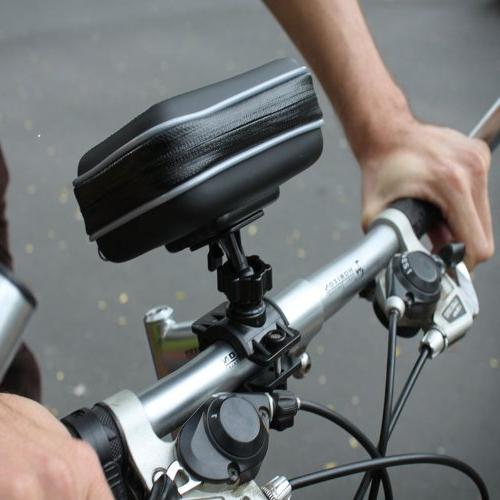 Motorcycle GPS w/ for Garmin 660LM, Magellan eXplorist, TomTom RIDER Phones