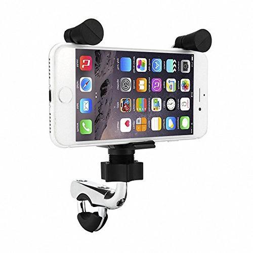 motorcycle handlebar phone mount universal