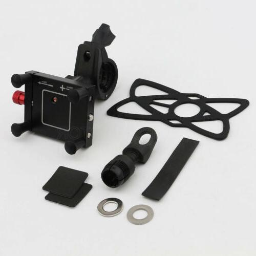 Motorcycle Cell Phone Handlebar Mount