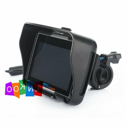 Motorcycle Car Nav 8GB
