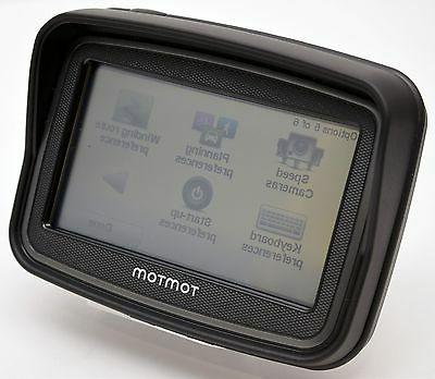 NEW TomTom RIDER V5 Motorcycle Navigator bike tom 4.3-LCD