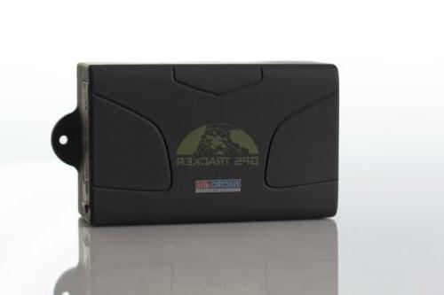 Portable Hidden GPS Spy Tracker GSM GPRS Tracking System w/