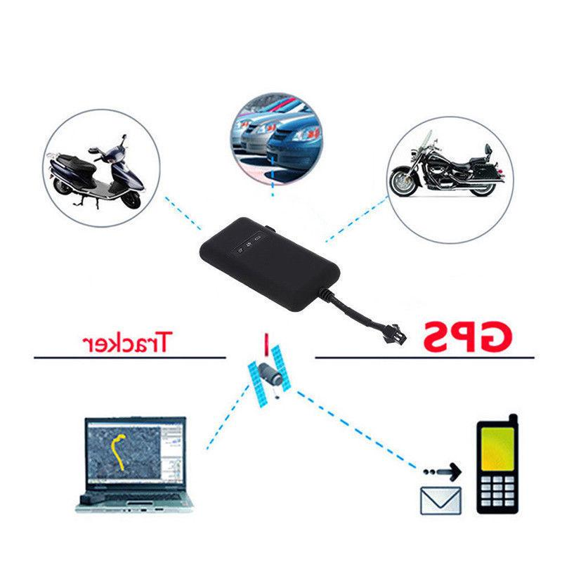 Real Tracker GSM for Car Vehicle Bike