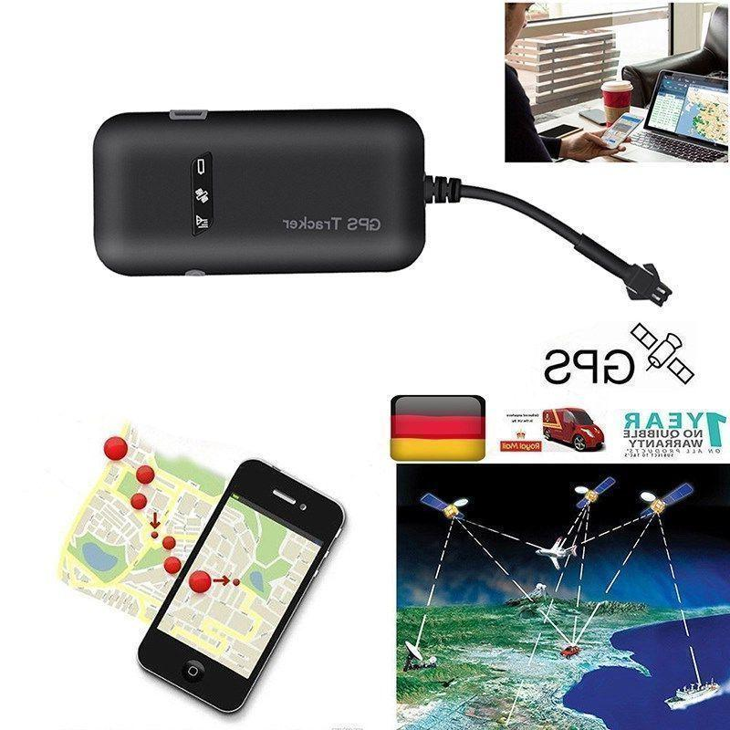 Real Tracker GSM GPRS Tracking for Car Bike