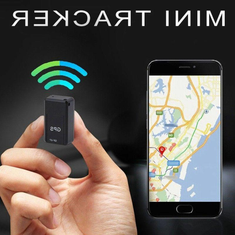 Real Time GPS Tracker GSM GPRS Tracking Device Auto Car Vehi
