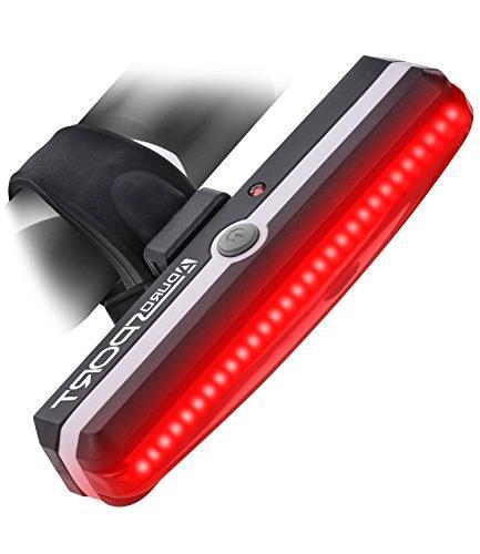 rear bike light usb rechargeable
